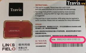 Cách lấy ID trực tiếp trên thẻ eSIM