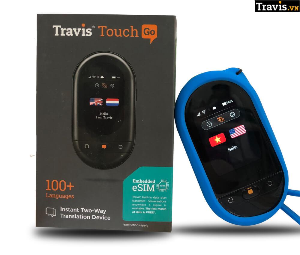 Travis Touch Go dịch tiếng Anh cực kì chính xác
