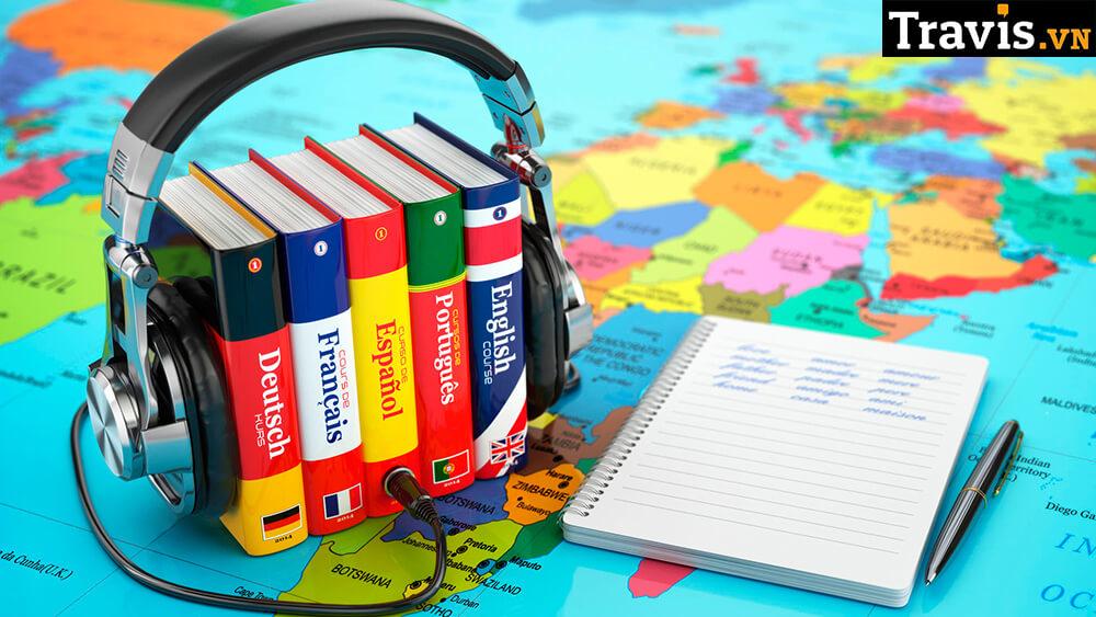 Học thêm ngoại ngữ để phục vụ cho nhu cầu công việc