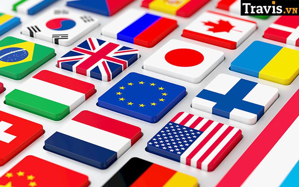 Nên học ngôn ngữ gì ngoài tiếng Anh