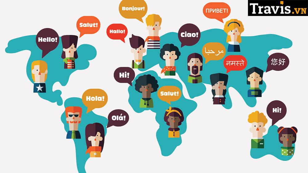 Một số ngôn ngữ độc đáo