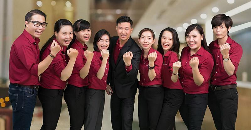 Đội Ngũ Kỹ Thuật Travis Việt Nam